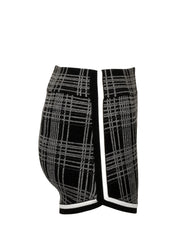 RETRO CHECK SHORT