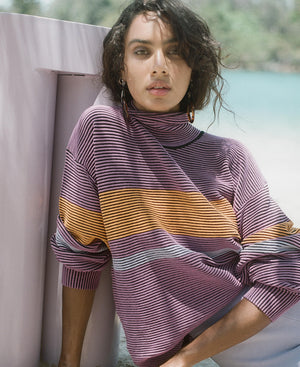 RETRO RIB SWEATER