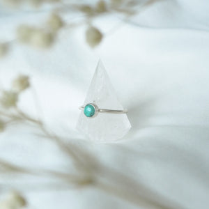 Simple Turquoise Ring