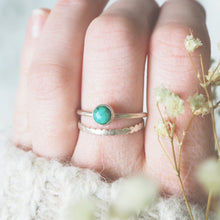 Load image into Gallery viewer, Simple Turquoise Ring
