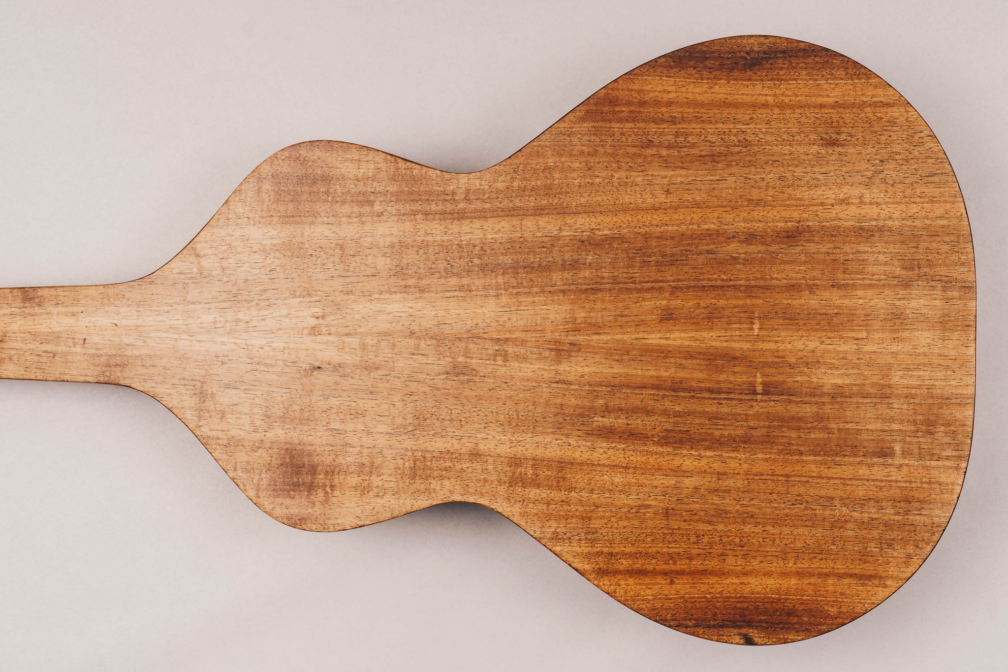 Weissenborn - Style 3 - Figured Tasmanian Blackwood