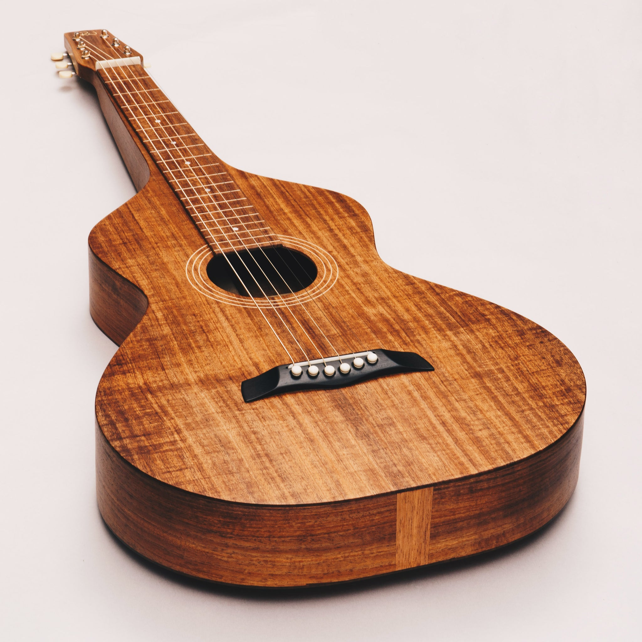 Weissenborn  - Style 1 - Figured Tasmanian Blackwood