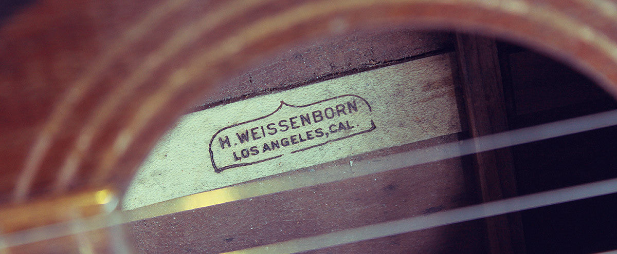 The world's best Weissenborn Guitars