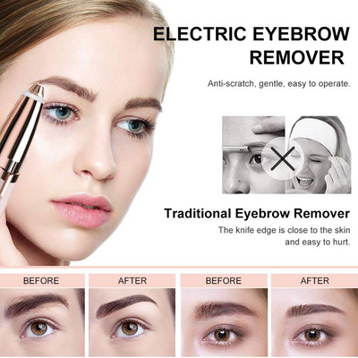 Magical Eyebrow Trimmer