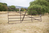 Iron Farm Gate