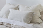 Linen Standard Pillowcase Pair
