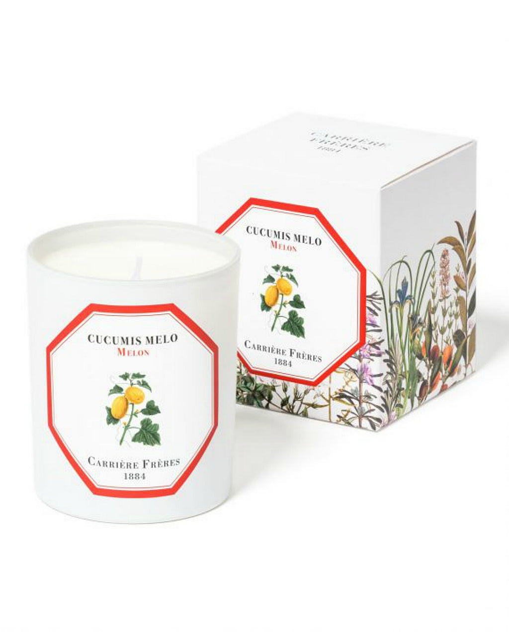 Carriére Fréres Candle - Melon