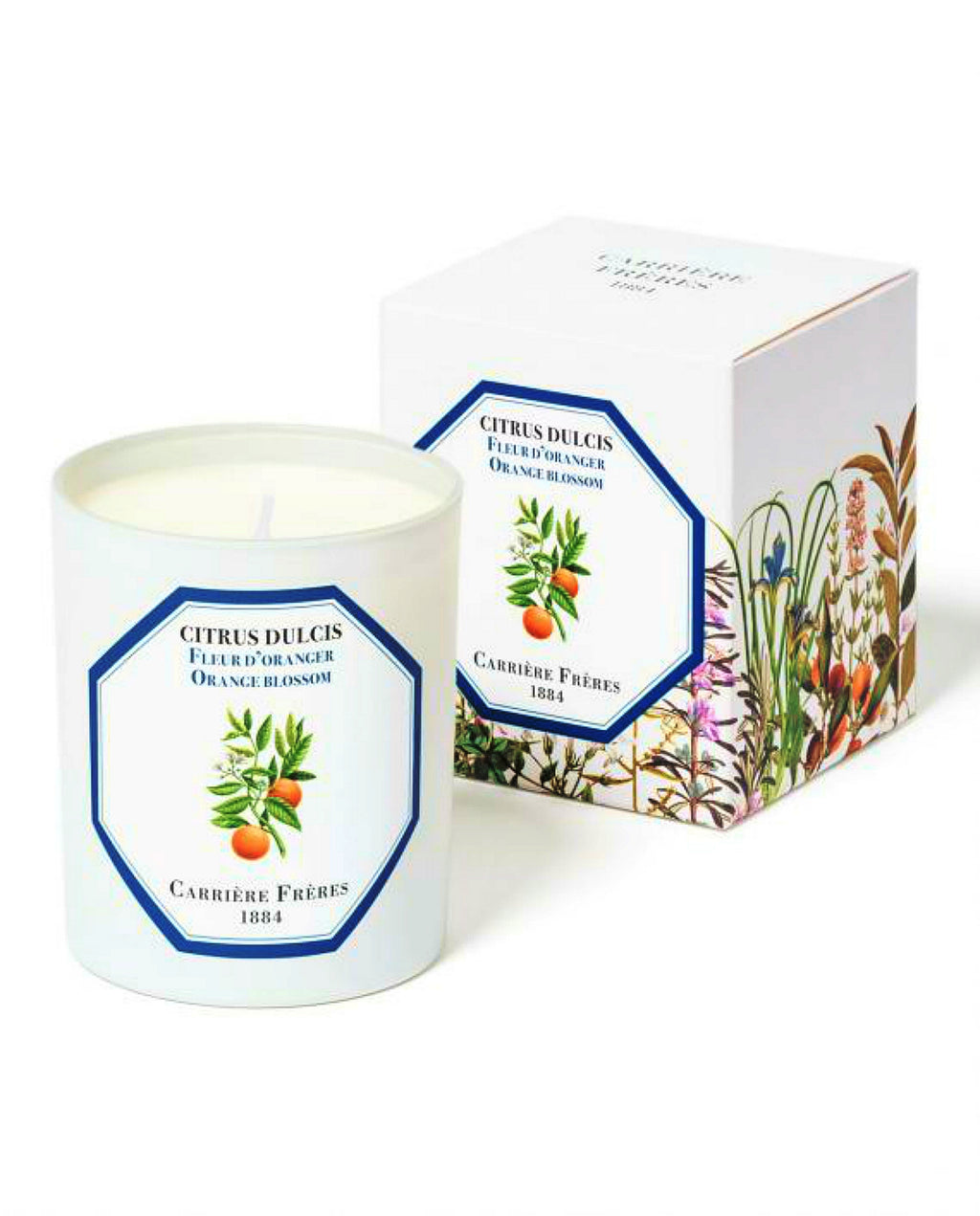 Carriére Fréres Candle - Orange Blossom