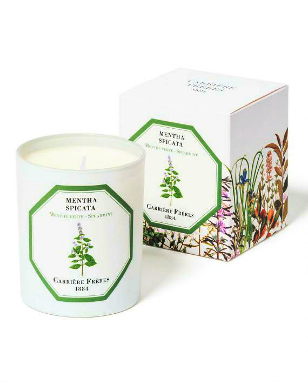 Carriére Fréres Candle - Spearmint