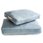 French Blue Med Dog Bed