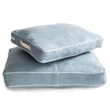 French Blue Lge Dog Bed
