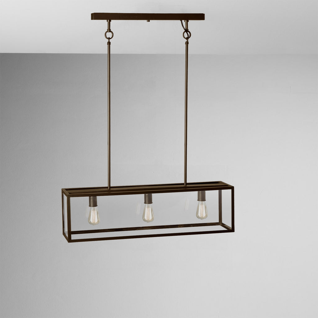 Dover Long 3 Light Pendant