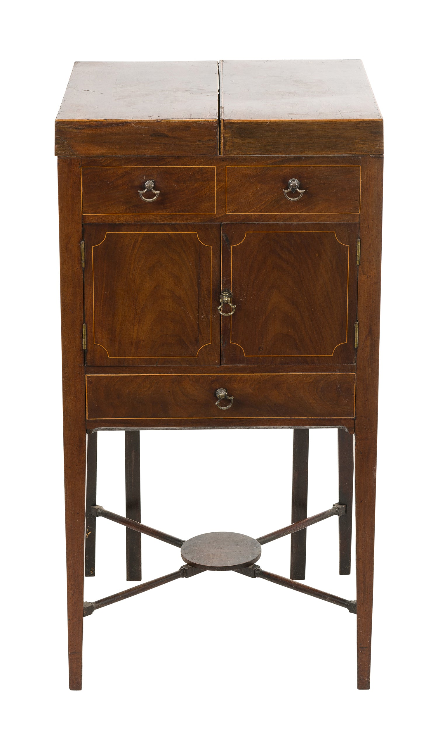 George lll Mahogany Table