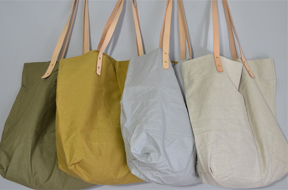 Market Bag Grey