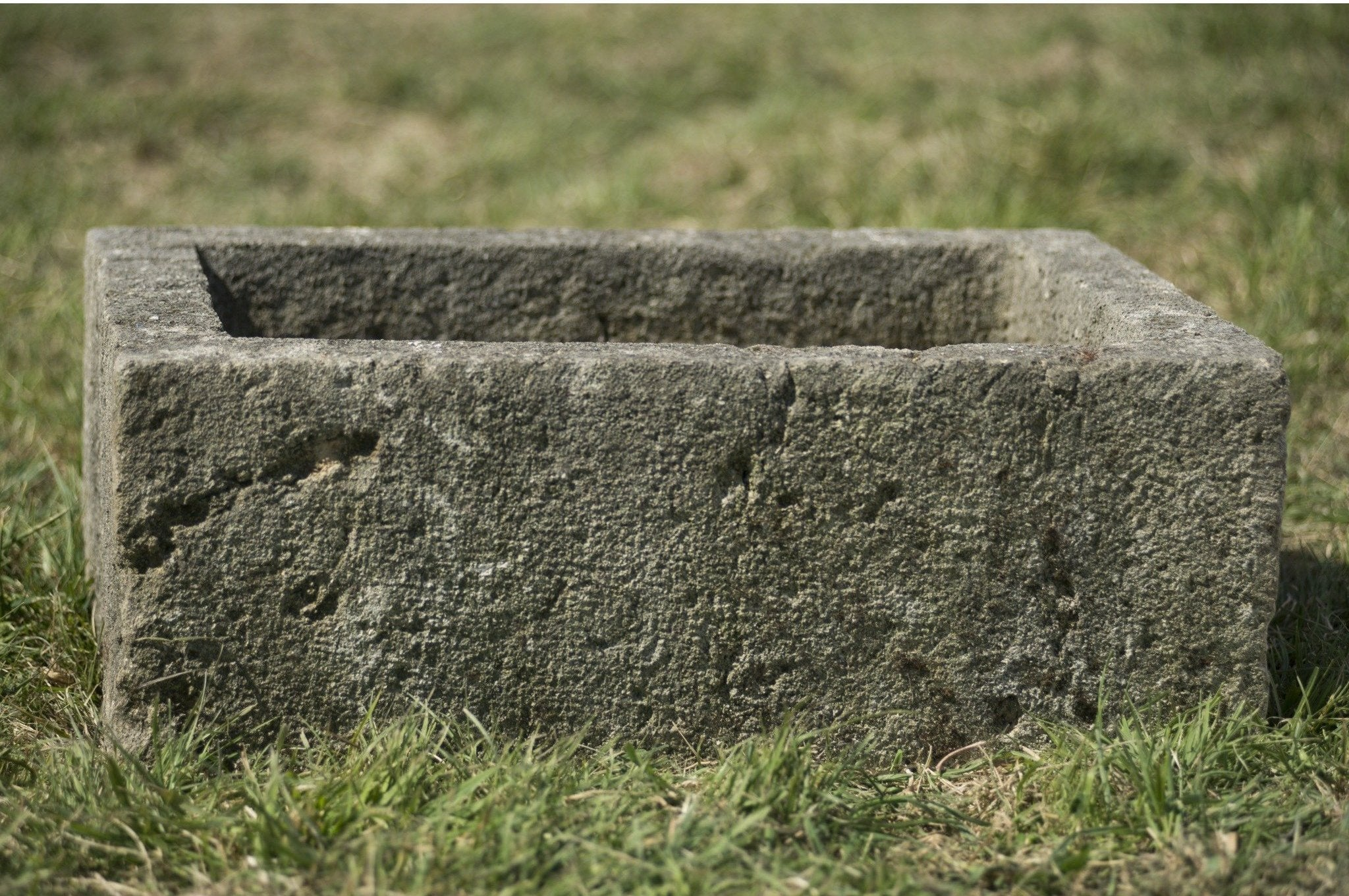 French 19th Century Stone Trough