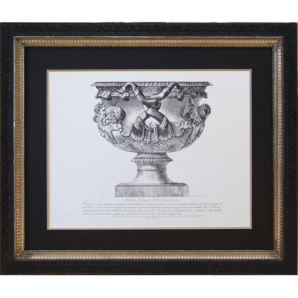 French Piranesi Urn