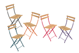Bistro Natural Chair by Fermob