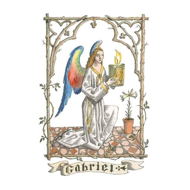 Gabriel Travel Candle