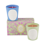 Ladurée Scented Mini Candles - Wild Strawberry & Brioche