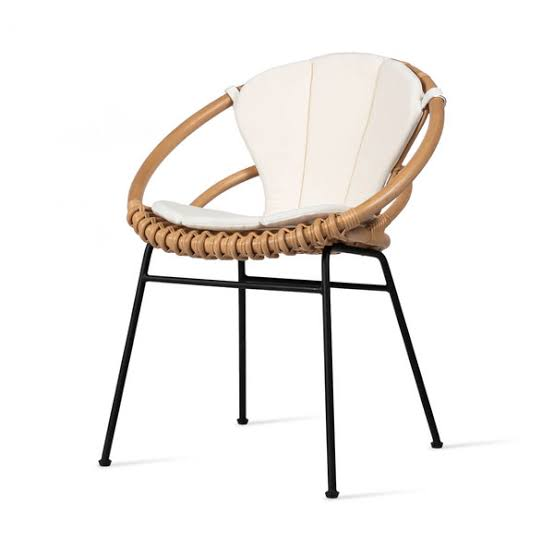 Roxanne Dining Chair Outdoor Sml