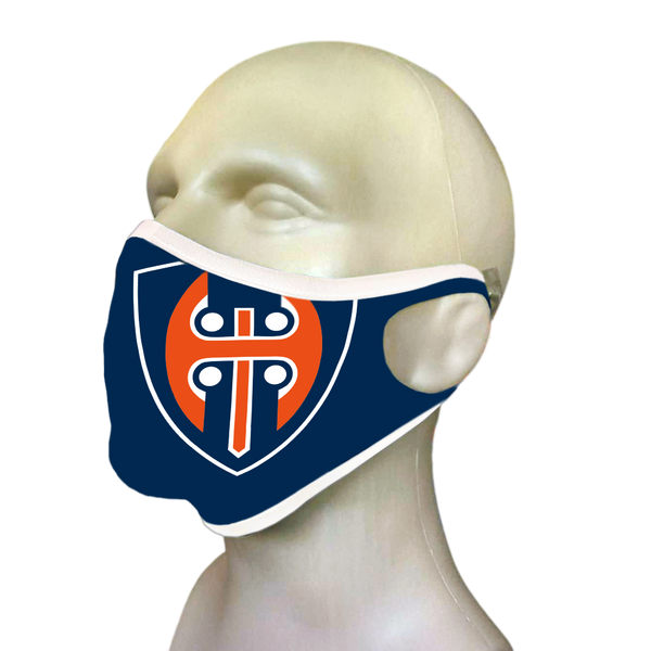 TAPPARA - SINGLE LAYER -KASVOSUOJUS, JUNIOR