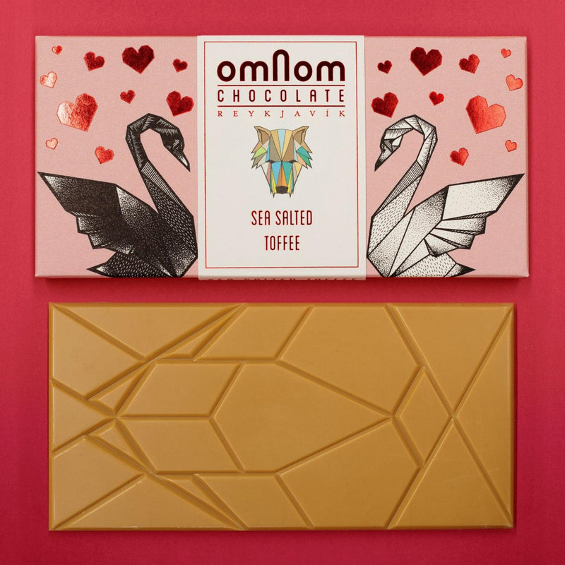Omnom - Sea Salted Toffee
