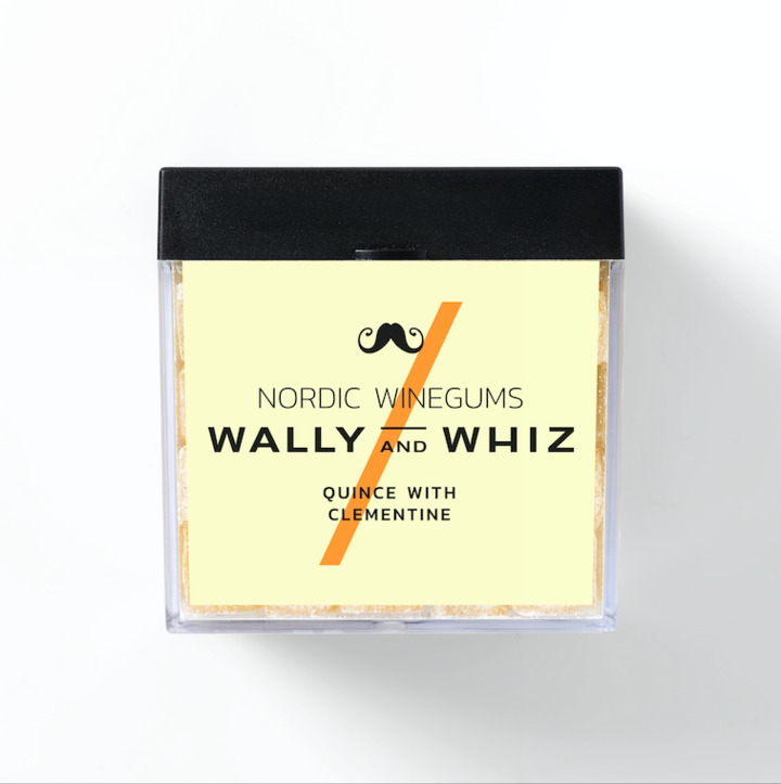 Wally & Whiz - Jóla hlaup Quince w. Clementine