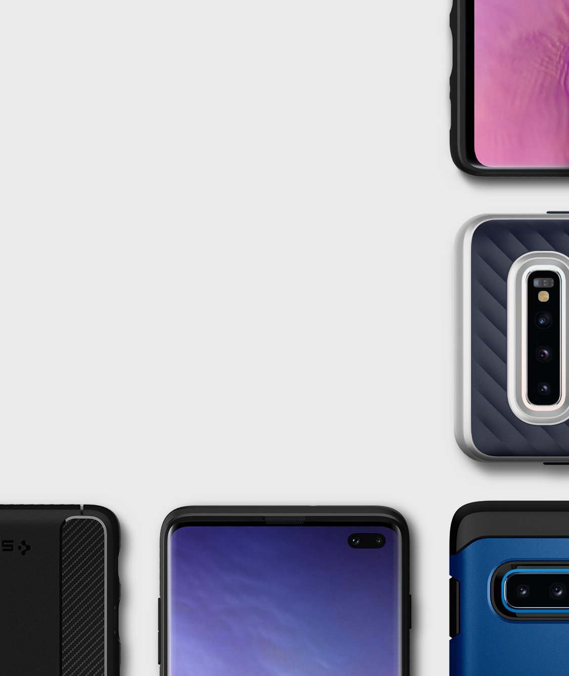 Spigen Cases for Galaxy S10+