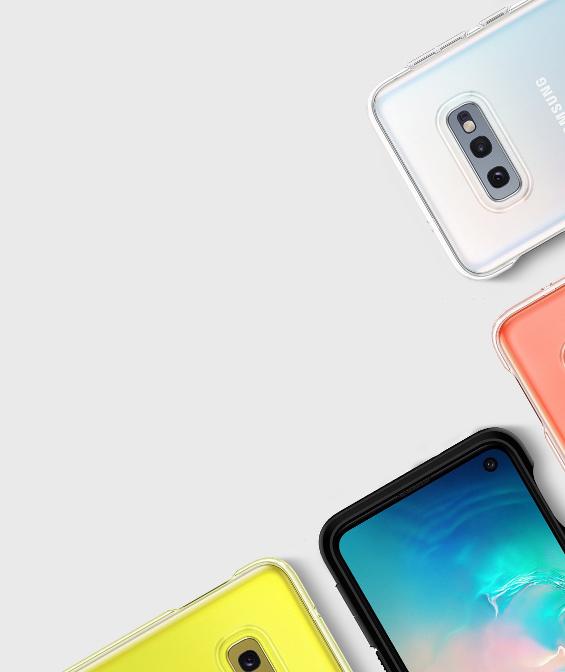 Spigen Cases for Galaxy S10e