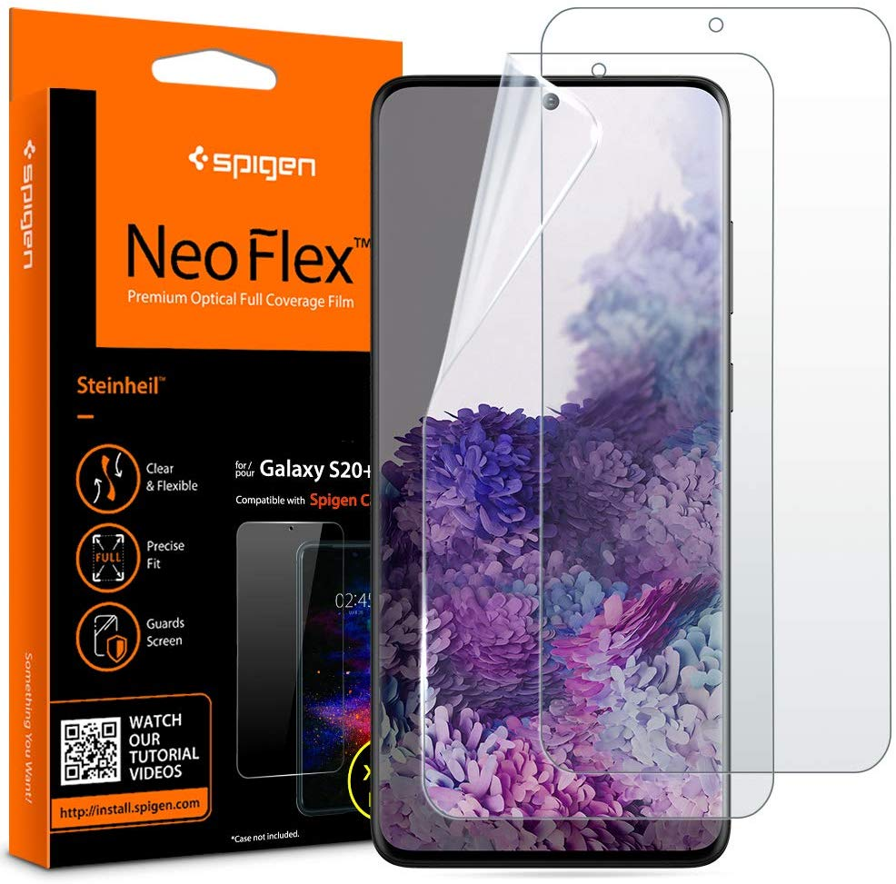 Galaxy S20 Plus Screen Protector Neo Flex HD