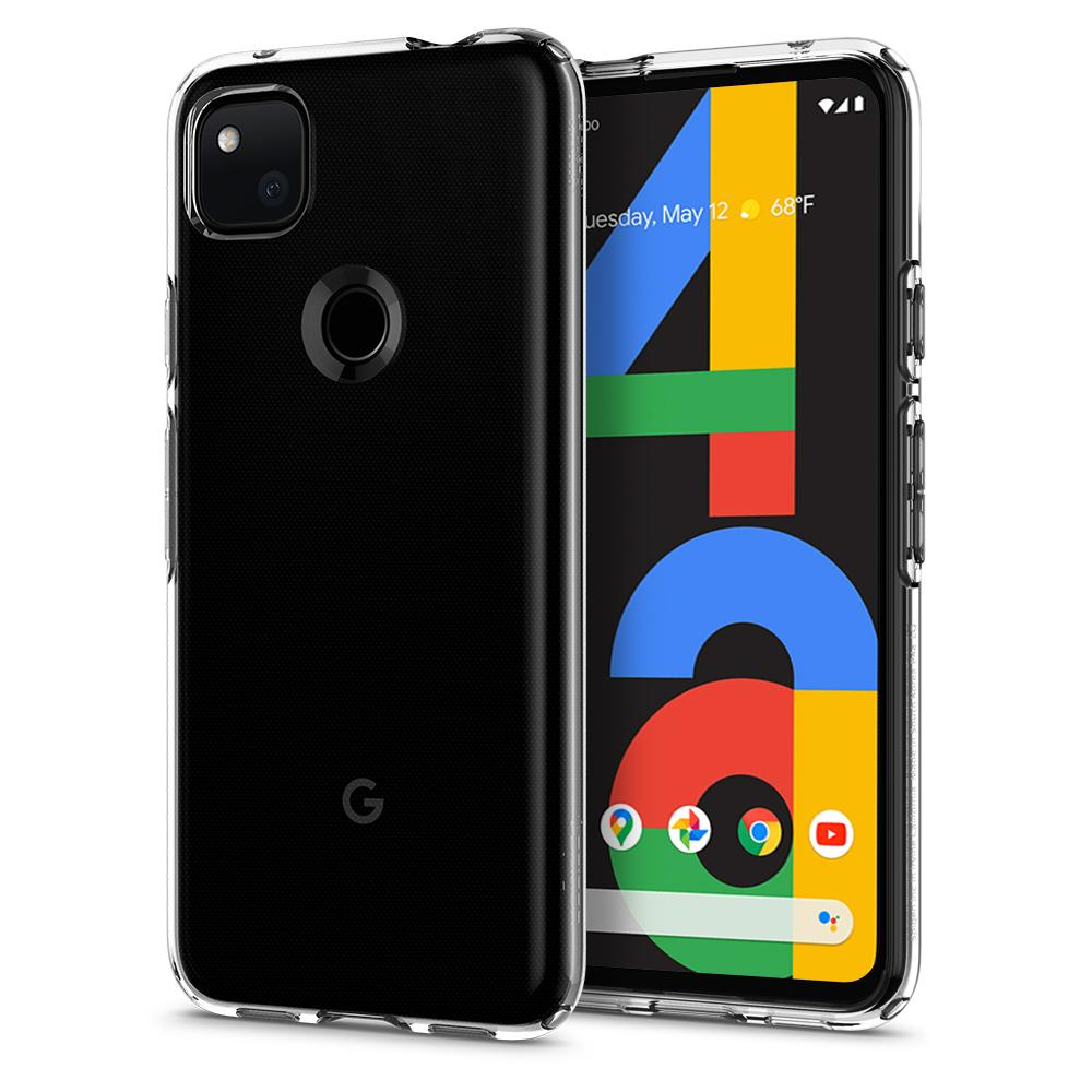 Spigen Liquid Crystal case for Google Pixel 4a
