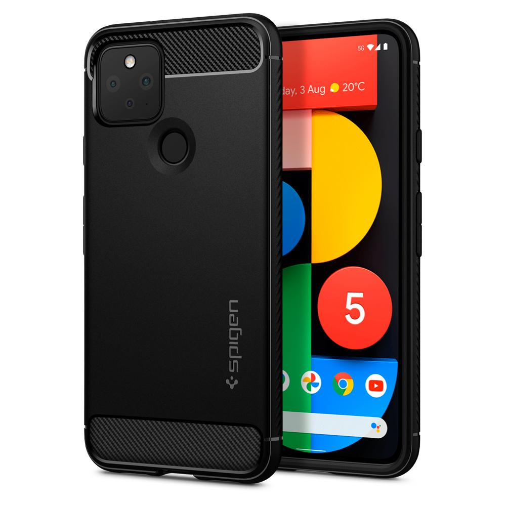 Spigen Case for Pixel 5 Rugged Armor