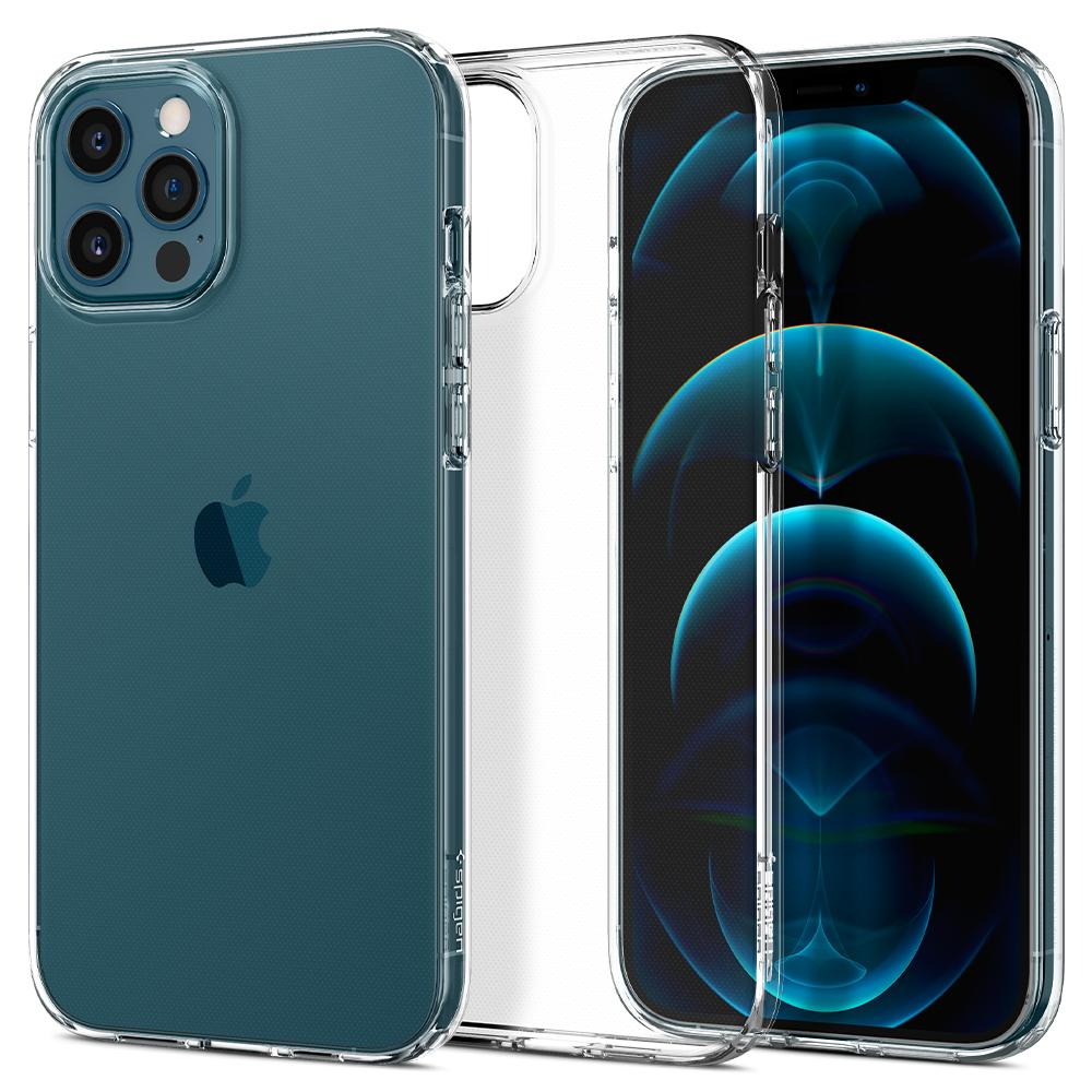 Spigen Liquid Crystal case for iPhone 12 / iPhone 12 Pro