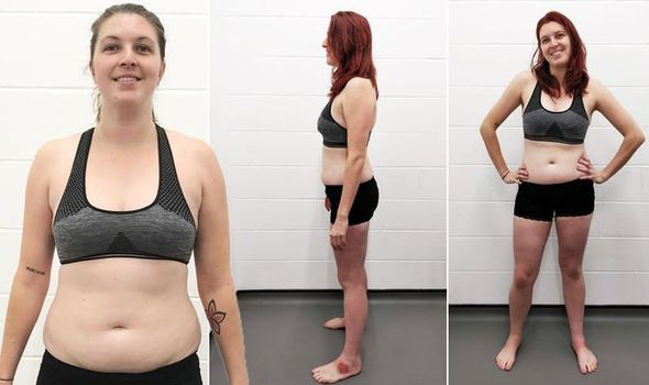 Weight-loss-Before-after-transformation