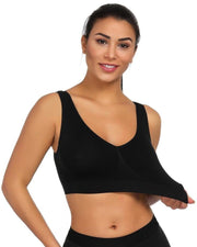Essential Throw-on Wirefree Bra