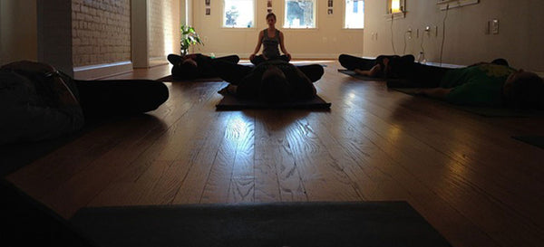 Prenatal Restorative Yoga Sequence