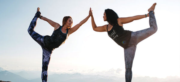 How to Shake Up A Stale Yoga Practice