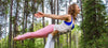 Let's lift each other up…. Literally: How Acro Yoga Elevates my Movement