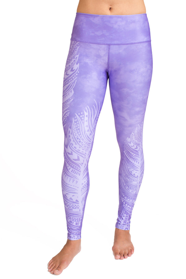 Feather Legging
