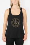 Spaghetti Strap Tank Top - Save The Bees