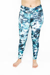Low Rise Legging -  Sea Glass