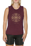 Muscle Tank Top - Third Eye