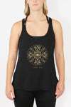 Spaghetti Strap Tank Top - Third Eye