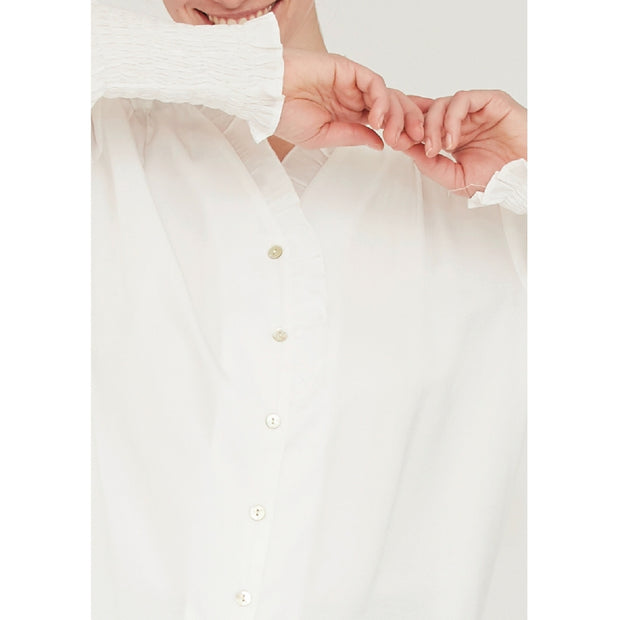 Konnie Blouse / 101 broken white