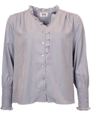 Konnie Blouse / 619 Light Blue