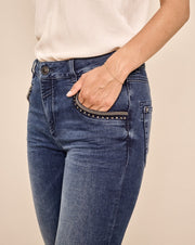 Naomi Soho Jeans Regular / 401 Blue