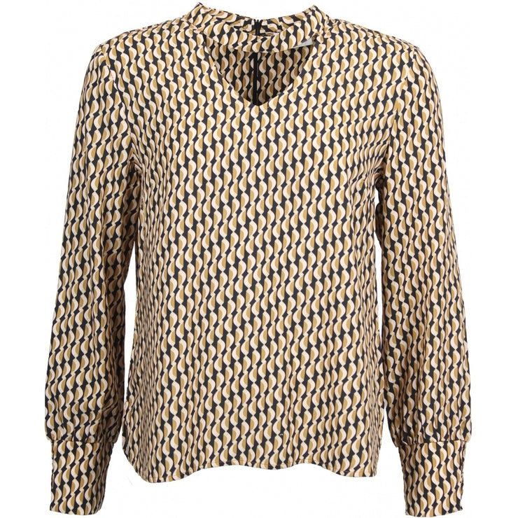 Heidi Blouse / J07 Golden Pleasure