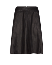 Adalyn Leather Skirt / 801 Black