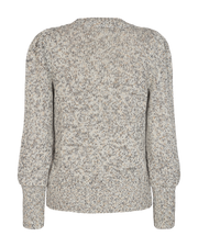 COTTI Pullover / Beige mix