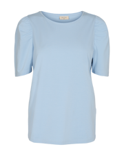 FQFENJA-TEE-PUFF / 8245 Chambray Blue 15-4030 TCX